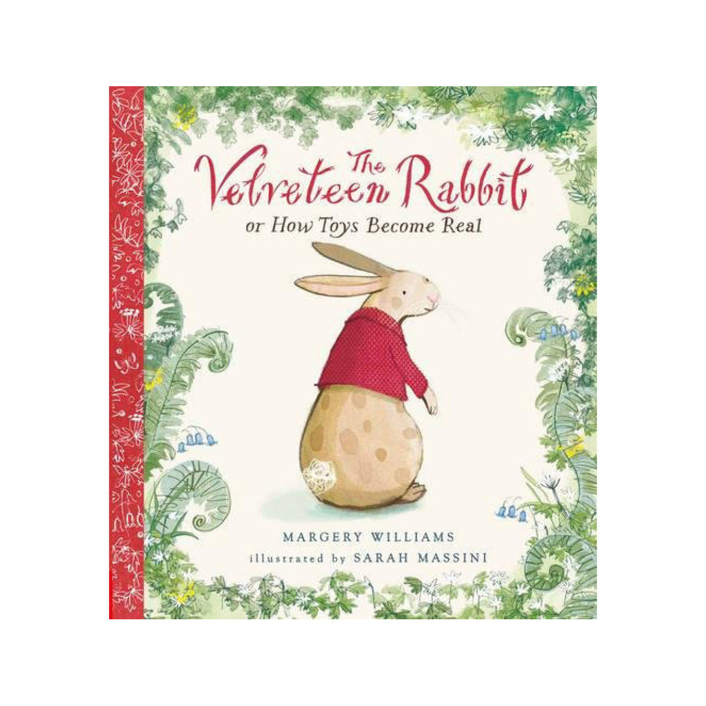 The Velveteen Rabbit Book - Toys will be Toys