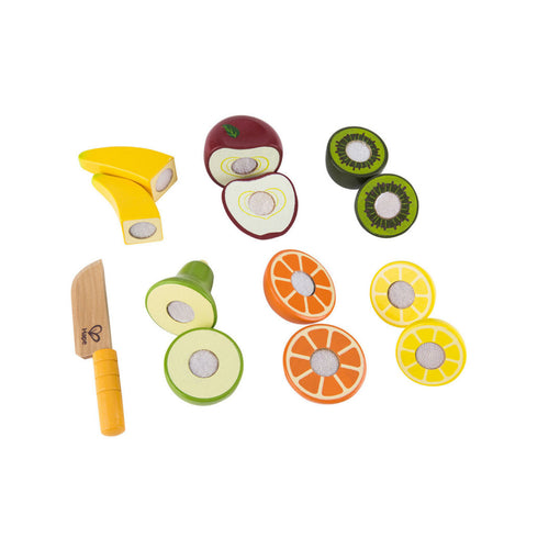 Wooden Cutting Fruit - Toys will be Toys