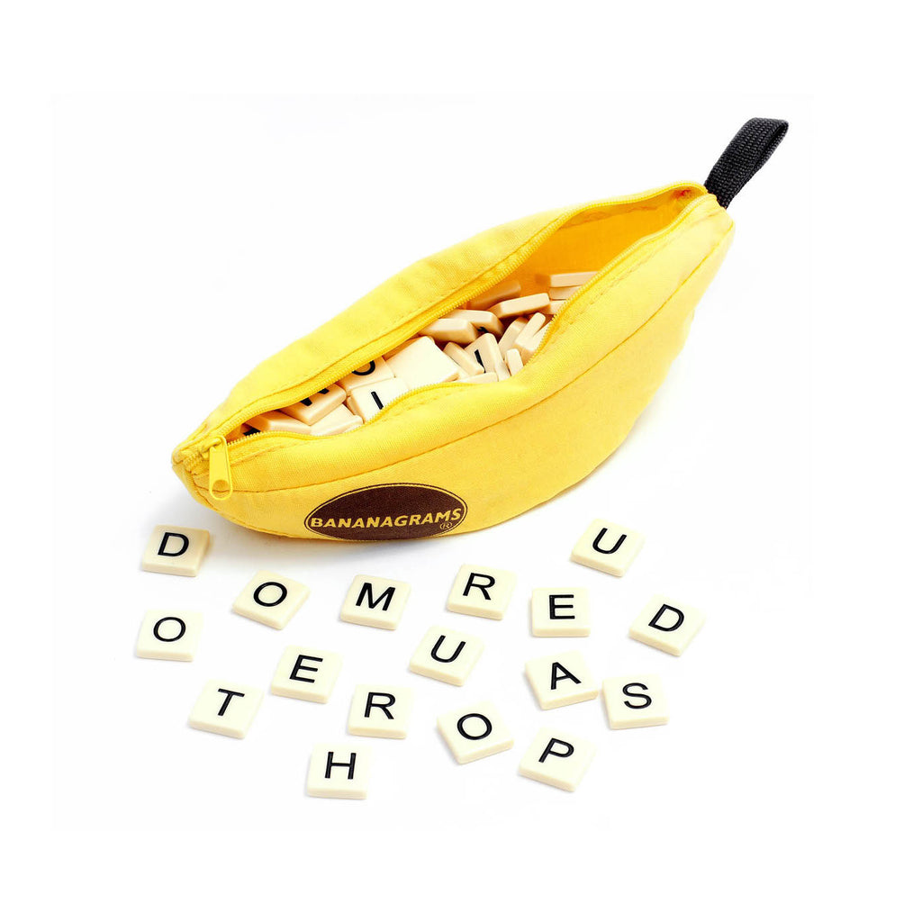 Bananagrams Travel Game - Toys will be Toys