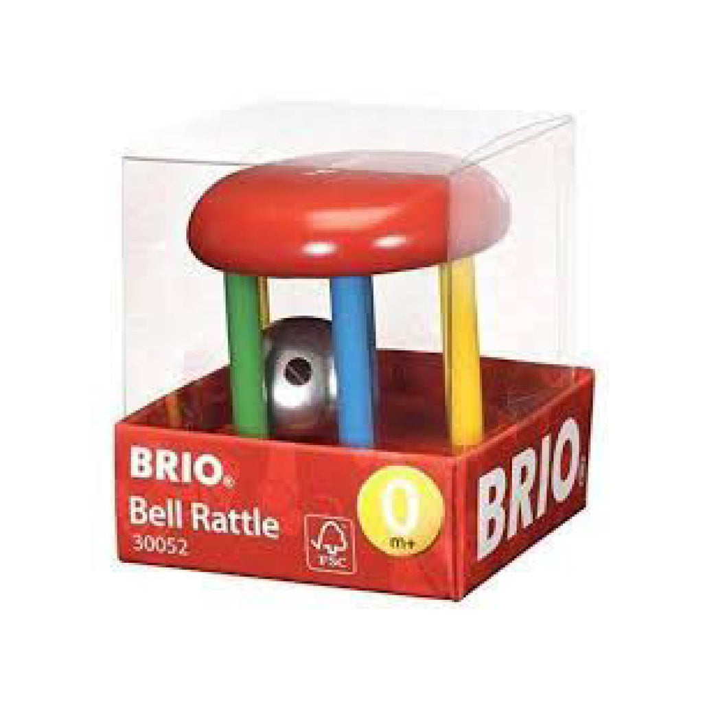 Brio Bell Rattle - Toys will be Toys