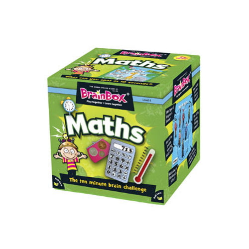 Brainbox Maths Game - Toys will be Toys