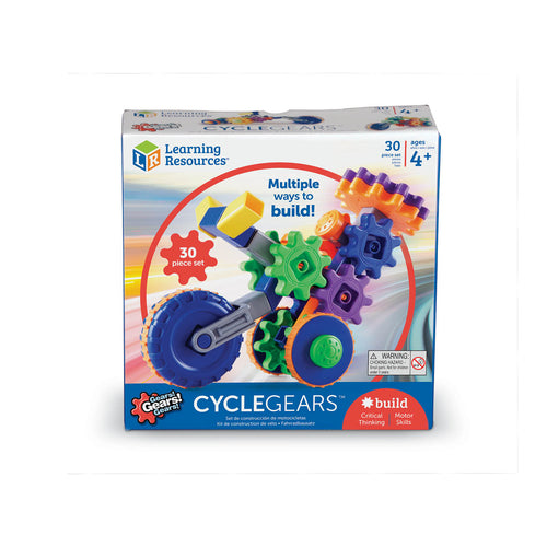 Cycle Gears - Toys will be Toys