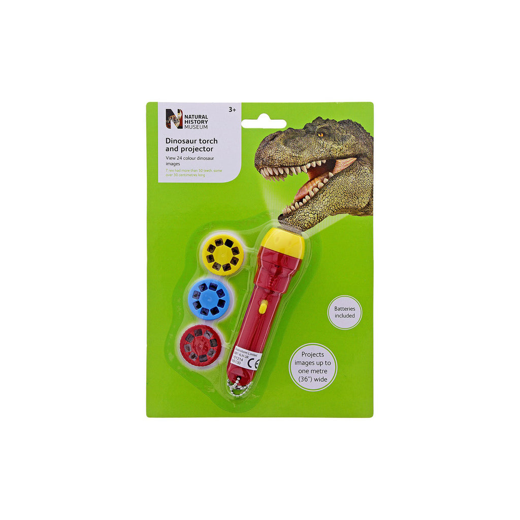Dinosaur Torch and Projector - Toys will be Toys