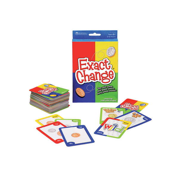 Exact Change Money Game - Toys will be Toys