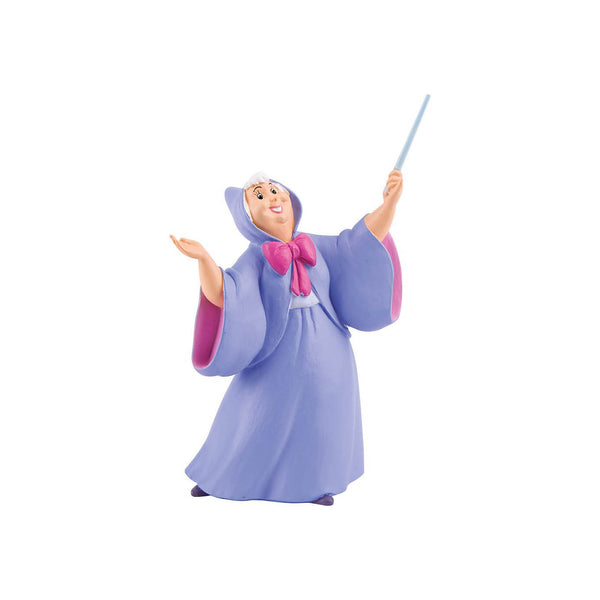 Cinderella Figure Fairy Godmother - Toys will be Toys