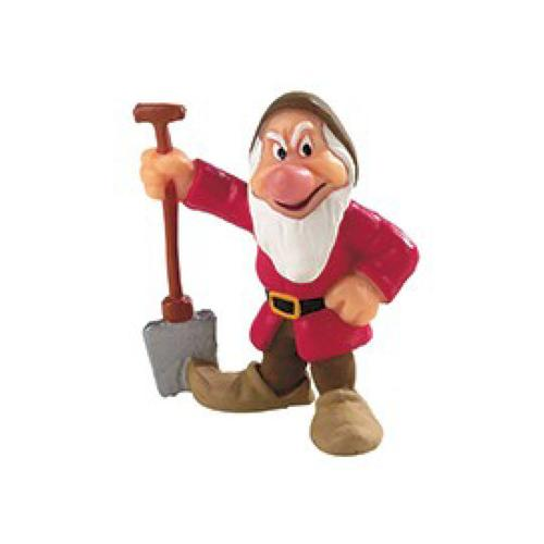 Snow White Dwarf Figure Grumpy