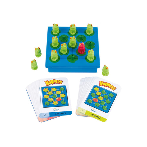 Thinkfun Hoppers Game - Toys will be Toys