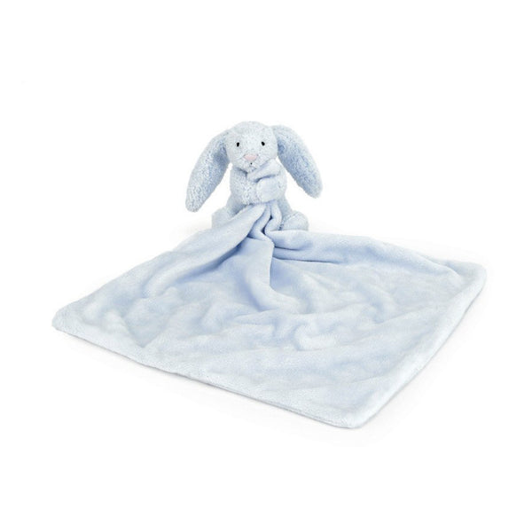 Jellycat Blue Bunny Soother - Toys will be Toys