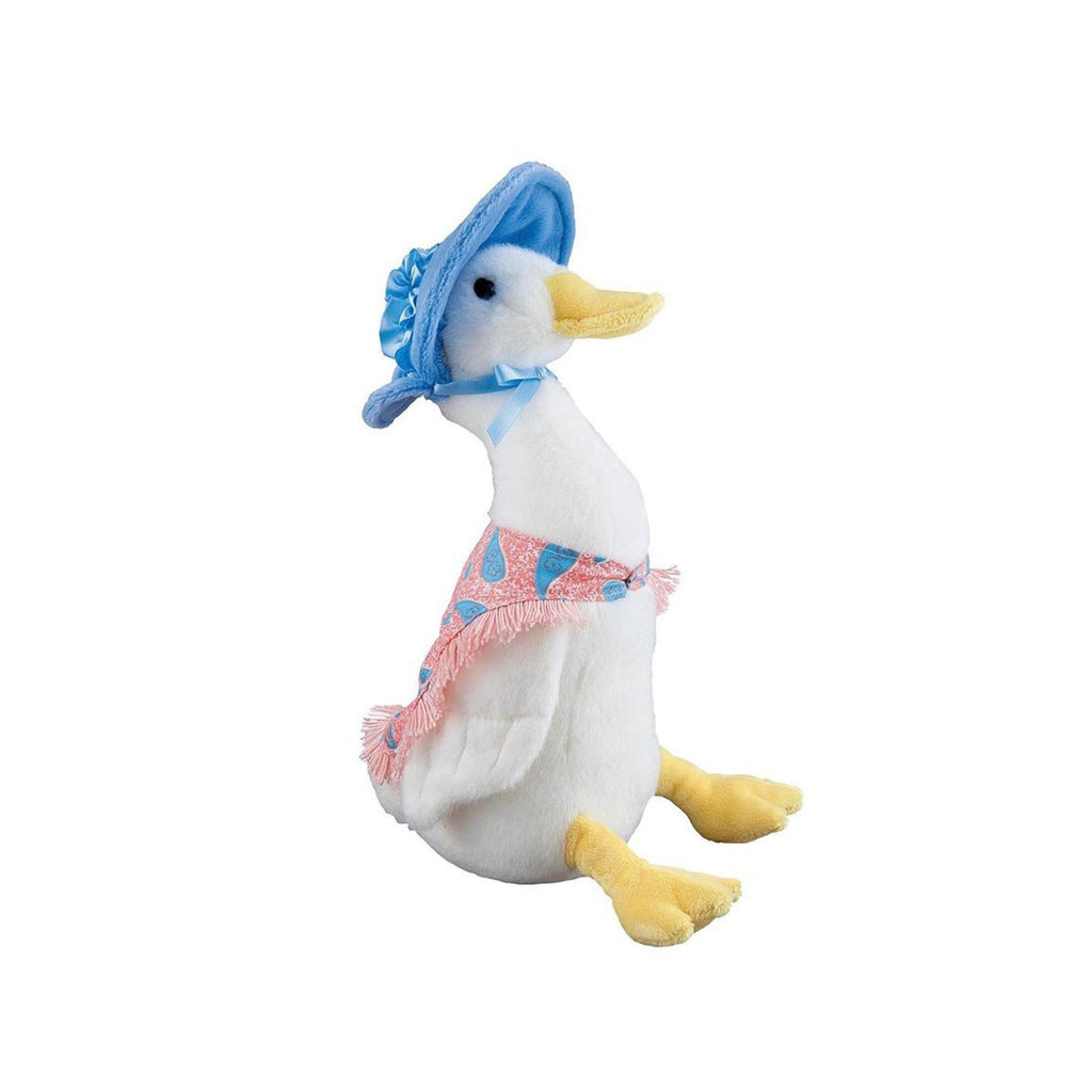 Jemima Puddle Duck Soft Toy - Toys will be Toys