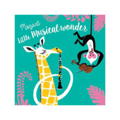 Little Musical Wonders Book - Mozart