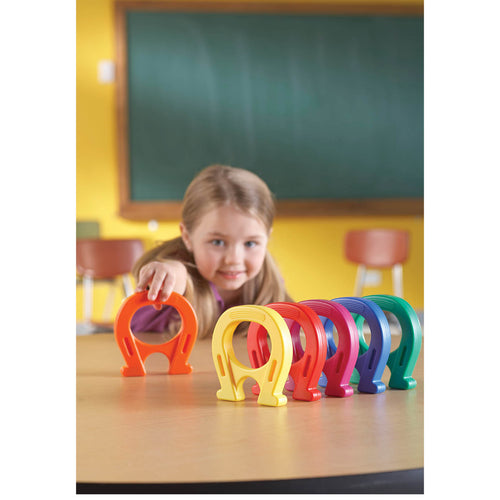 Jumbo Horseshoe Magnet - Toys will be Toys