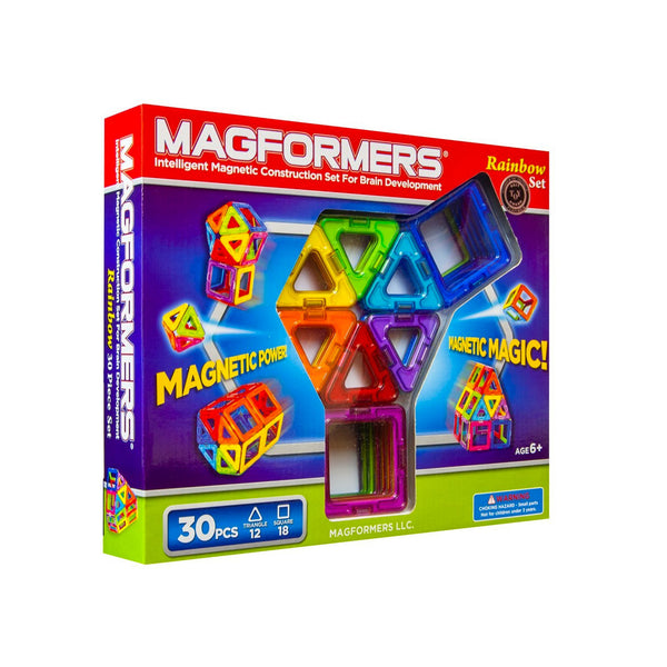 Magformers 30 Piece Set in Box