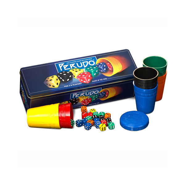 Perudo Dice Game - Toys will be Toys