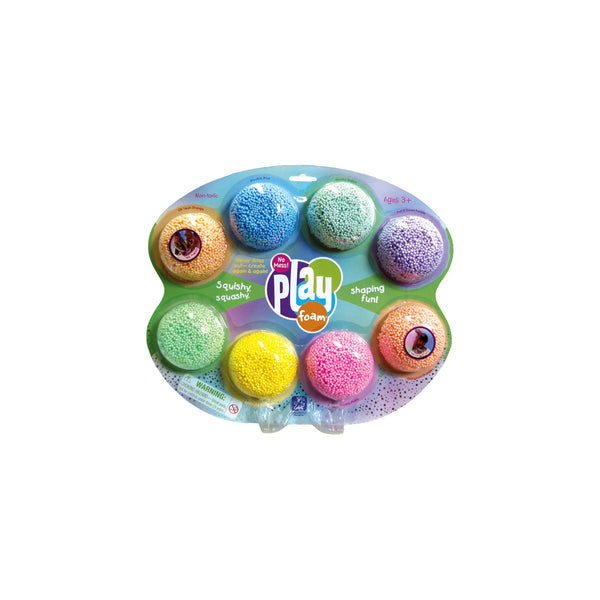 Play Foam 8 colour pack - Toys will be Toys