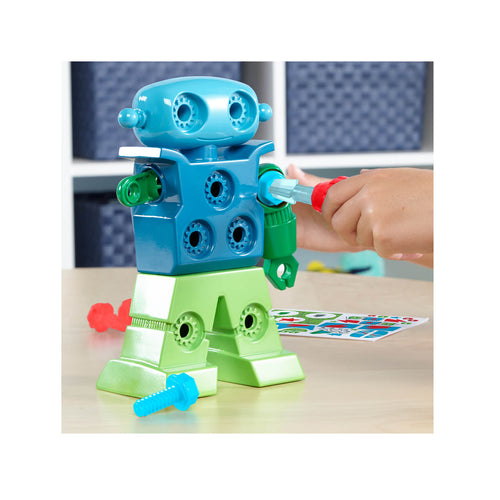 Design and Drill Robot - Toys will be Toys