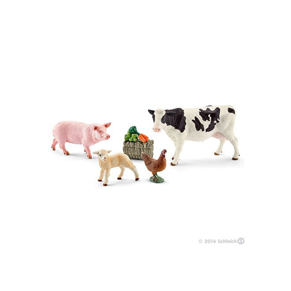 Schleich My First Farm Animals - Toys will be Toys