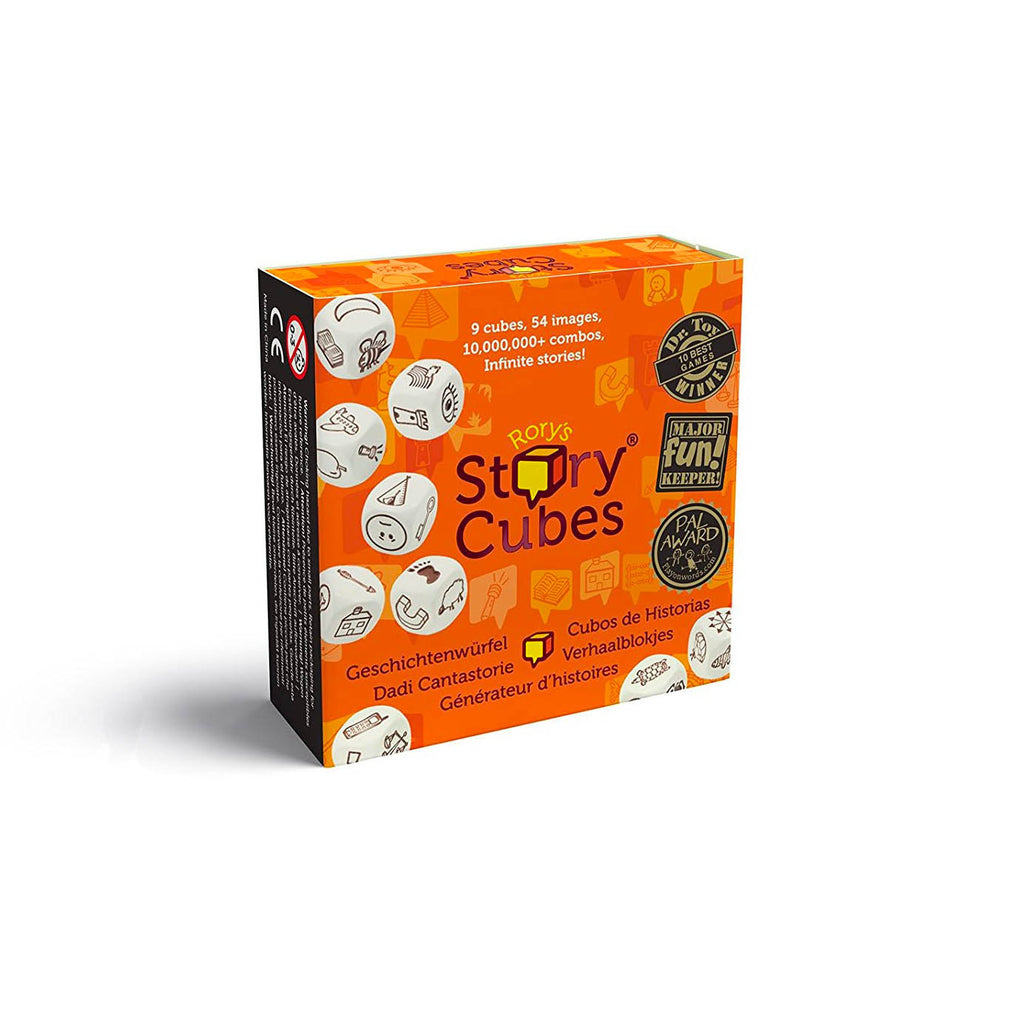 Story Cubes Original - Toys will be Toys