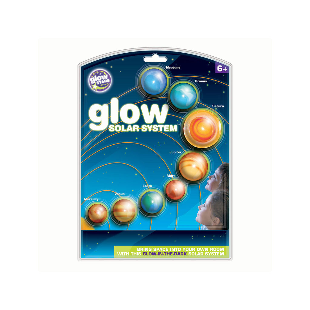 Glow in the Dark Solar System Mobile - Toys will be Toys
