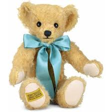 Merrythought Windsor Teddy Bear - Toys will be Toys
