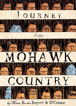Journey into Mohawk Country (graphic novel)