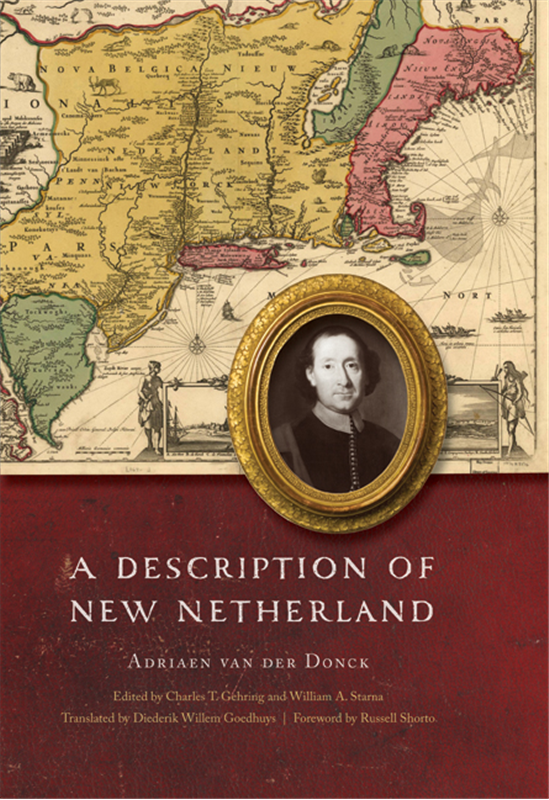Adriaen van der Donck's A Description of New Netherland
