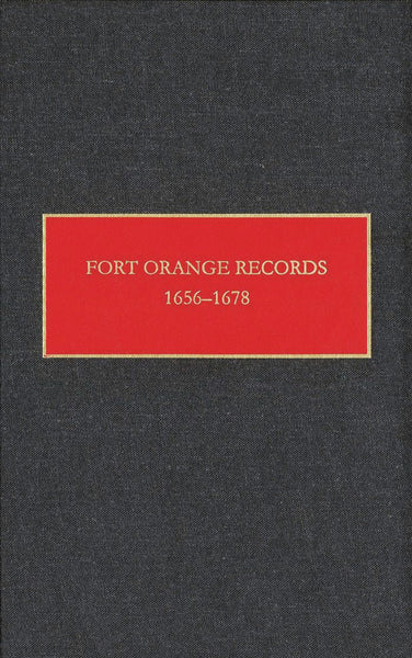Fort Orange Records, 1656–1678