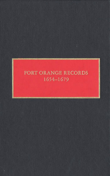 Fort Orange Records, 1654–1679