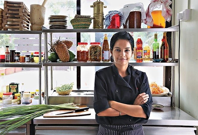 Chef's Satchel Backpacks and Pop-ups with Chef Gaya Desai- An interview