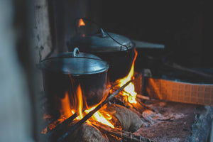 Camp cooking made easy!