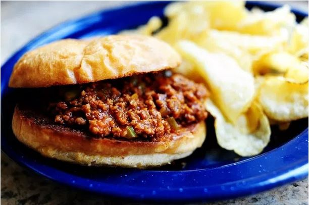 Not your average sloppy joe