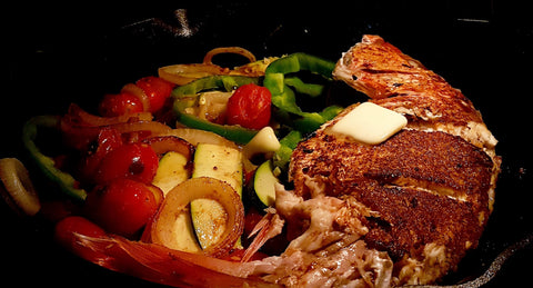 chef's satchel red snapper