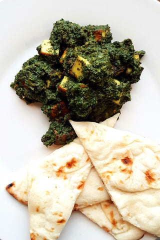 Palak paneer by Chef's Satchel