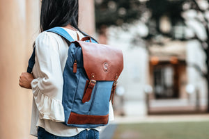 Backpack collection by chef's satchel