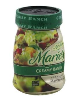 Maire's ranch dressing blind taste testing by chef's satchel
