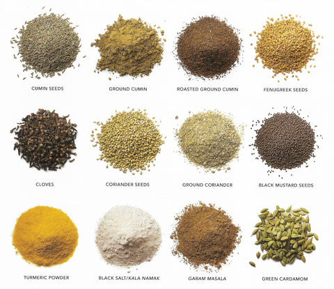 Indian spices you need to have at all times in your pantry