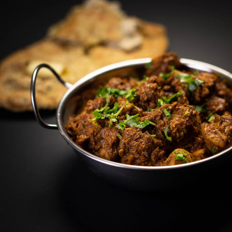 mutton curry by chef's satchel