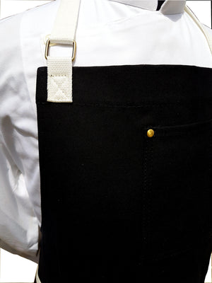 Cotton strap aprons - Chef's Satchel