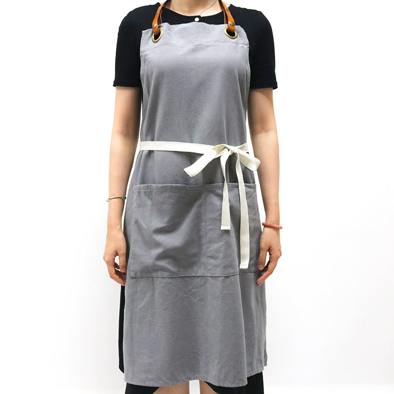 Buy Your Leather Strap Canvas Aprons