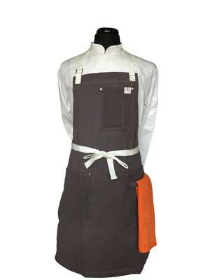 Chef's Satchel handmade canvas aprons