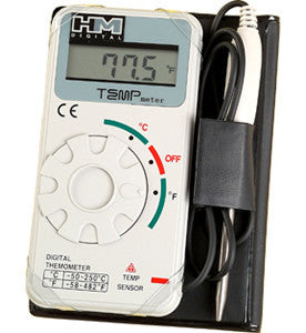 HM Digital TM-1 Industrial-Grade Digital Thermometerget-ultimate-now.myshopify.com