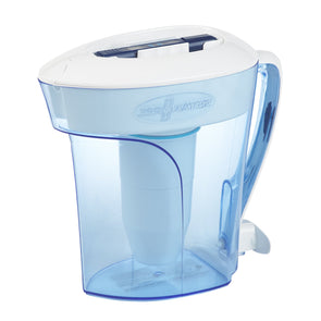 Zerowater  10-Cup Pitcher 5 stage advanced filtration