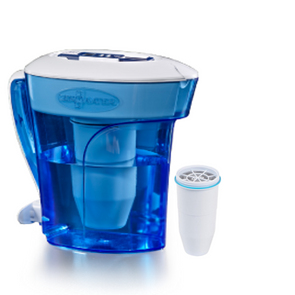Zerowater 10 cup pitcher with extra one filterget-ultimate-now.myshopify.com