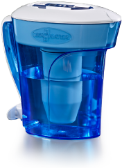 Zero Water Pitcher Ion Exchange Water Dispenser (10-Cup)get-ultimate-now.myshopify.com
