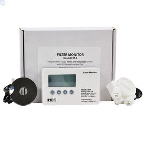 Filter Monitor, Flow Sensor W/O Faucet Disc FM-2get-ultimate-now.myshopify.com