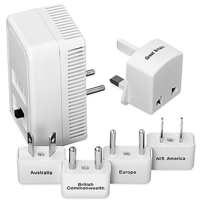 Go Travel Worldwide 1875 watt Adapter Kit and Converterget-ultimate-now.myshopify.com