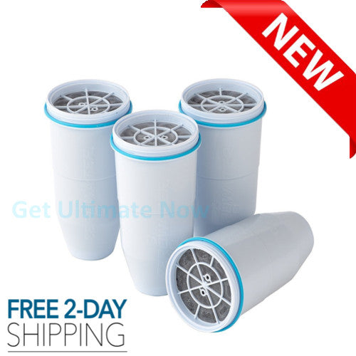 zero water replacement filters (4 pack) replacement filterget-ultimate-now.myshopify.com