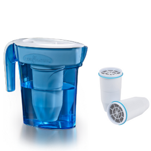 Zerowater 6 cup pitcher with extra two filtersget-ultimate-now.myshopify.com