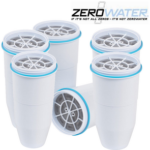 ZeroWater Replacement Filters 6-Pack