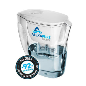 Alexapure Pitcher Water Filter