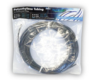 "Hydrologic Polyethylene Tubing, 50', Black, 1/4""get-ultimate-now.myshopify.com"